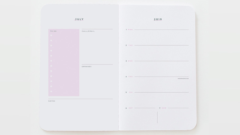 image relating to May Books Planner known as 2019 Agendas May well Types