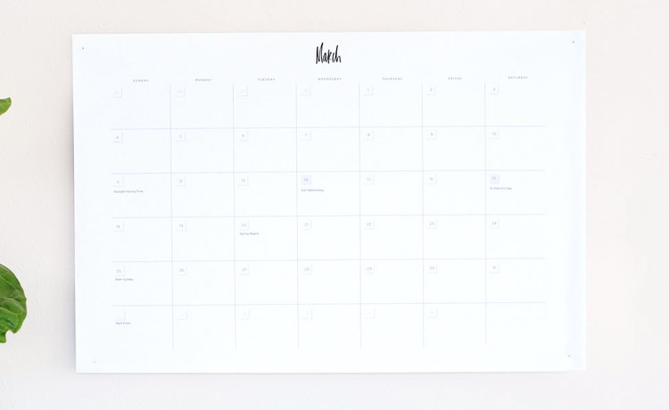 photo regarding -16 Calendar Printable named 2018 Wall Calendar Printable May possibly Types