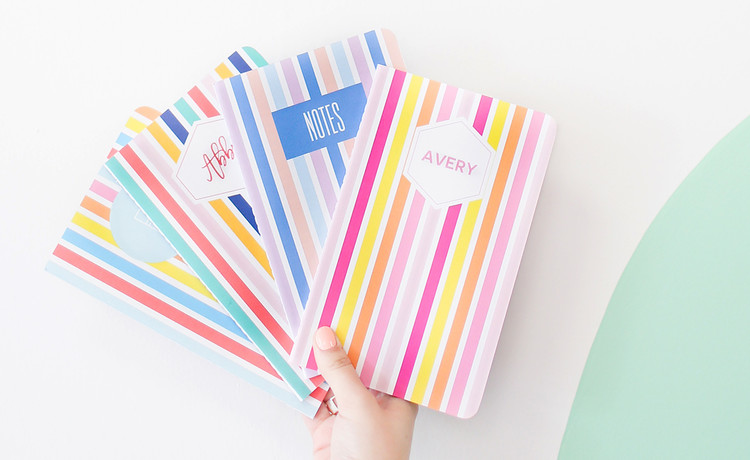 1b61540a Custom Personalized Notebooks, Planners, Stationery, and Gifts | May ...