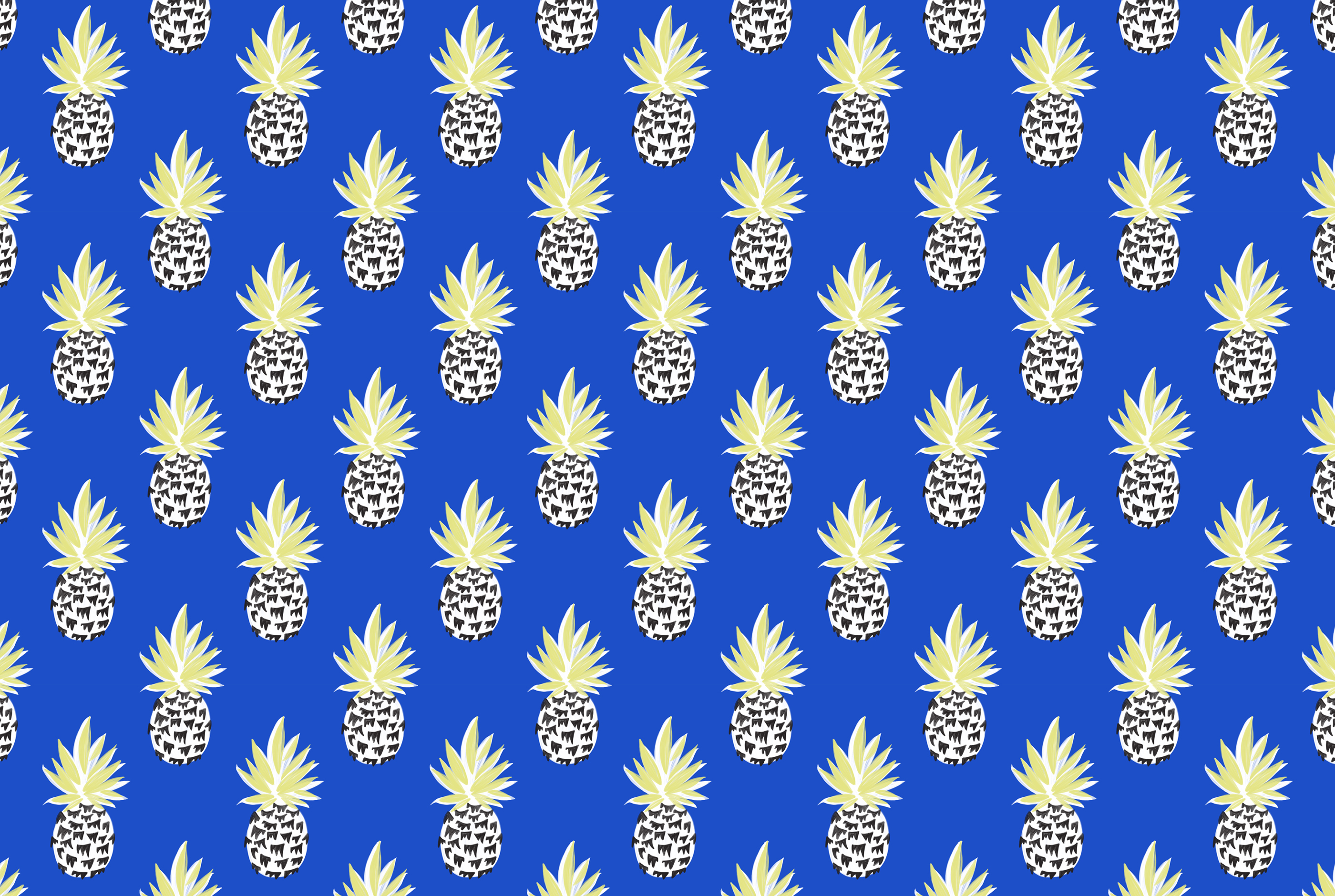 Most Inspiring Wallpaper Macbook Pineapple - 808ede86c4495a17b8fdd556fc3e329f7be195e2_june-desktop-wallpaper-pineapples-cobalt  You Should Have_419387.jpg