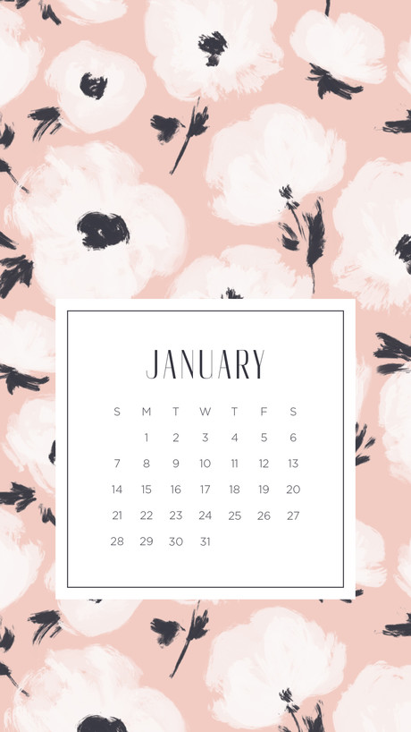 Digital Wallpapers January 2018  May Designs
