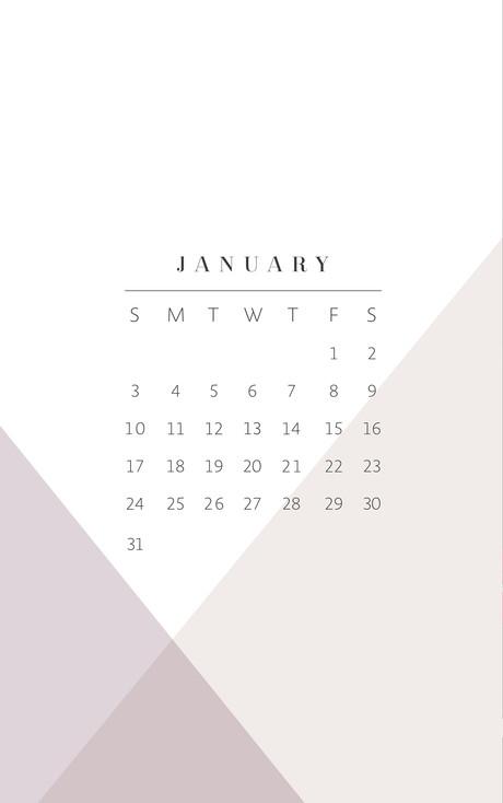January 2016 Wallpaper Downloads