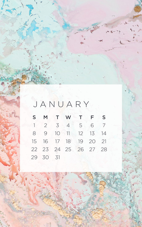 Geode Digital Wallpapers January 2017 May Designs